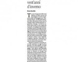 28/12/2012 Il Mattino