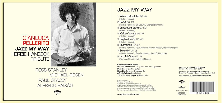 Jazz My Way il 5 Luglio 2013