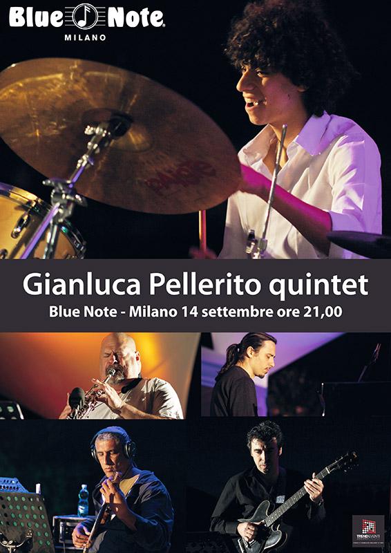 Gianluca Pellerito Quintet