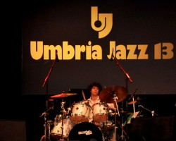 Gianluca Pellerito - Umbria jazz 2013