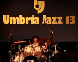 Gianluca Pellerito1 - Umbria jazz 2013